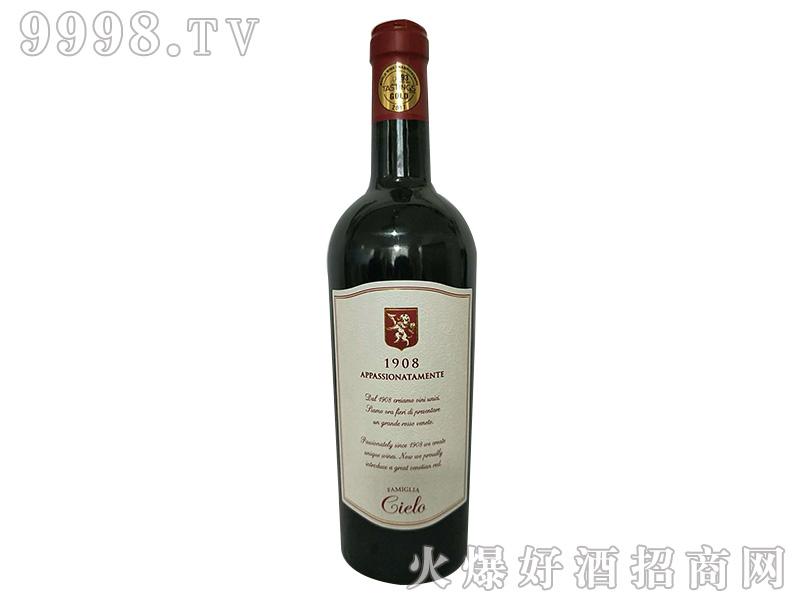 施露金狮贵族红葡萄酒