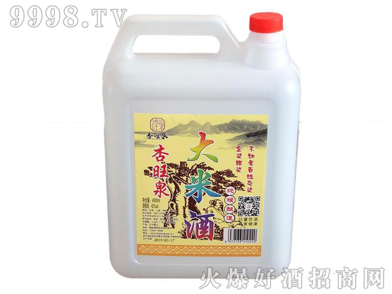 杏旺泉大米酒 42°