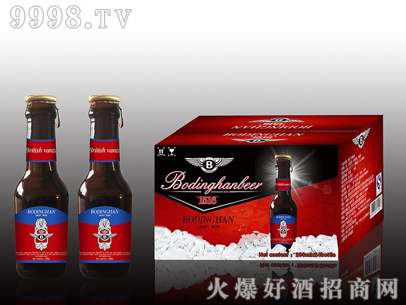 博丁罕啤酒 208ml