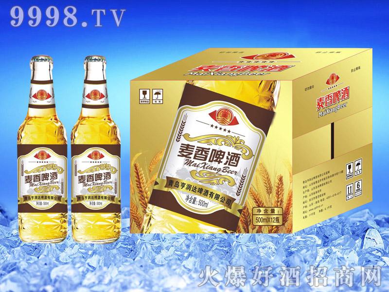 亨润达麦香啤酒 500ml系列-啤酒招商信息