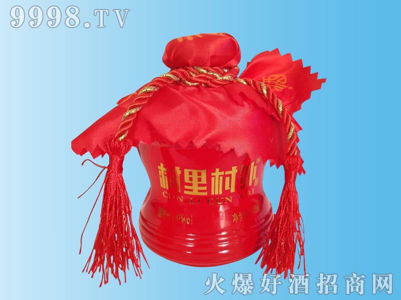 村里村外酒系列 248ml(红)-白酒招商信息