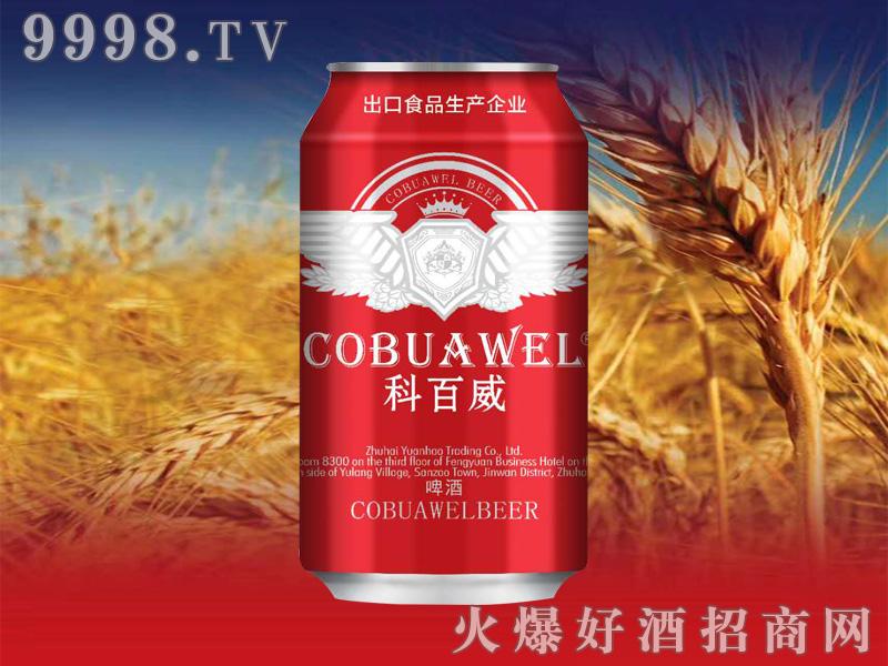 科百威啤酒 330ml
