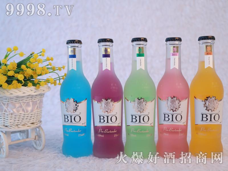 BIO-高端鸡尾酒展示