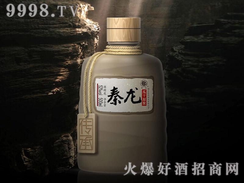秦龙瓜干原浆酒