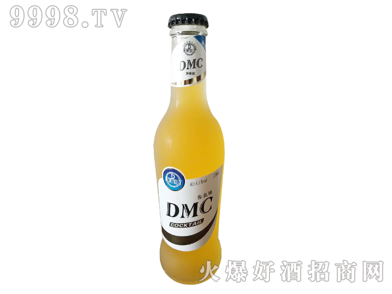 DMC橙味预调鸡尾酒甜果酒利口酒