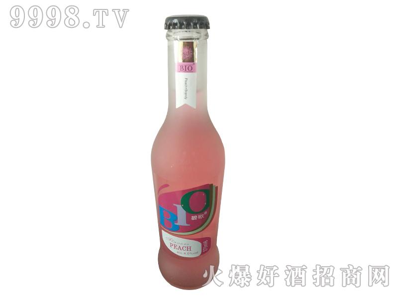 BIO水蜜桃预调鸡尾酒甜果酒利口酒