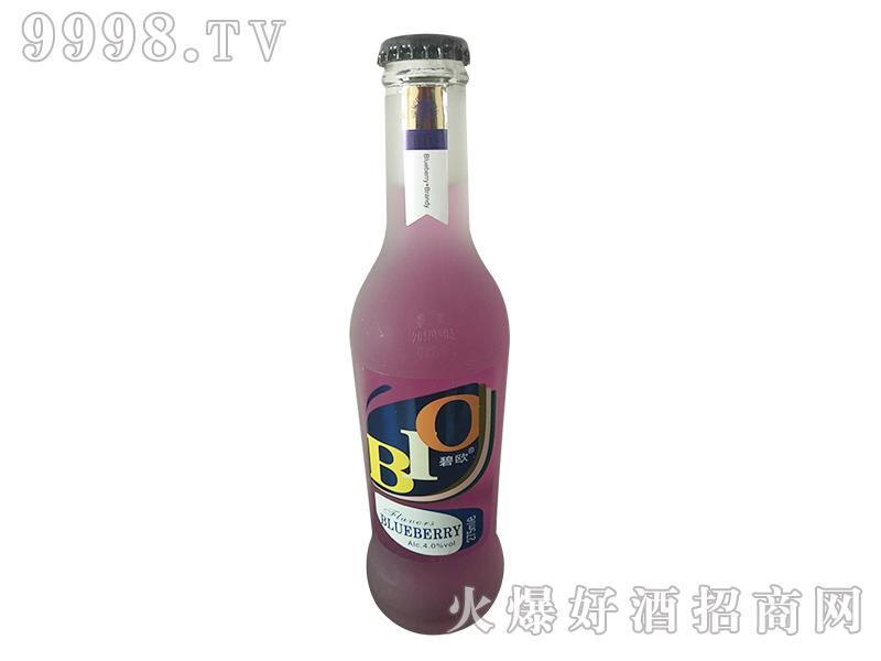 BIO蓝莓味预调鸡尾酒甜果酒利口酒