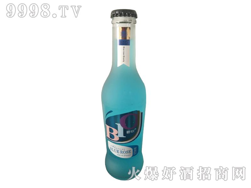 BIO蓝玫瑰预调鸡尾酒甜果酒利口酒