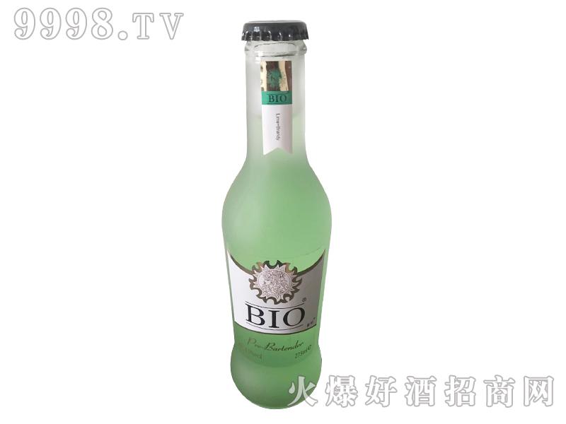BIO高端青柠味预调鸡尾酒甜果酒利口酒