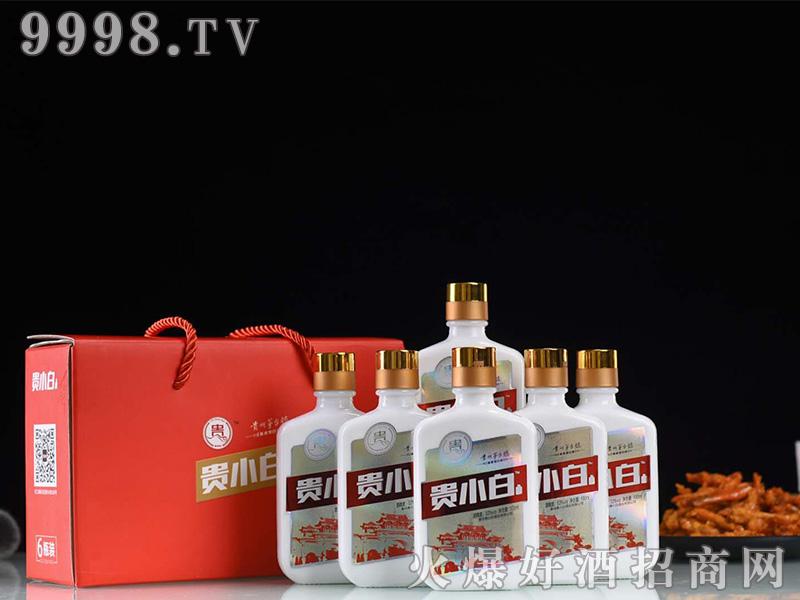 贵小白国酒门小酒100ml×6瓶