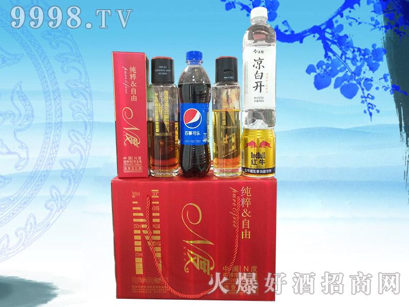 N度酒(红款)-白酒招商信息