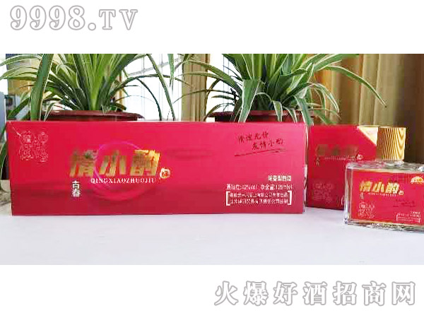 情小酌小酒 42°52°(红)
