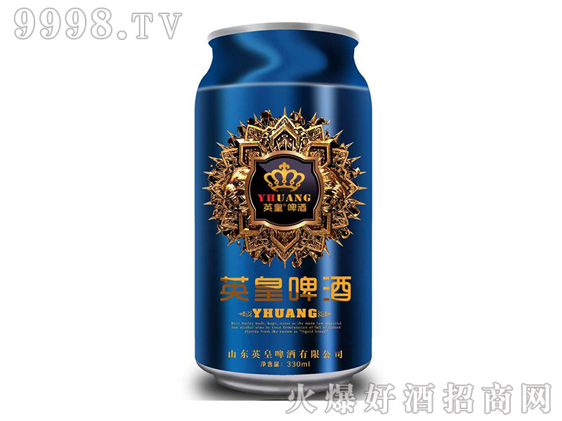 英皇千赢国际手机版(蓝瓶)330ml