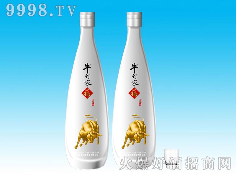 牛到家福518ml添福酒