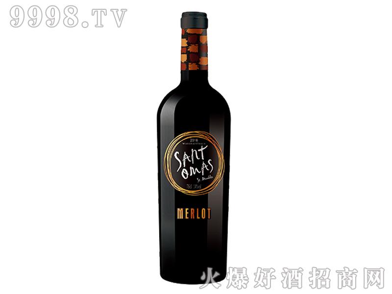 圣莫尔德干红葡萄酒