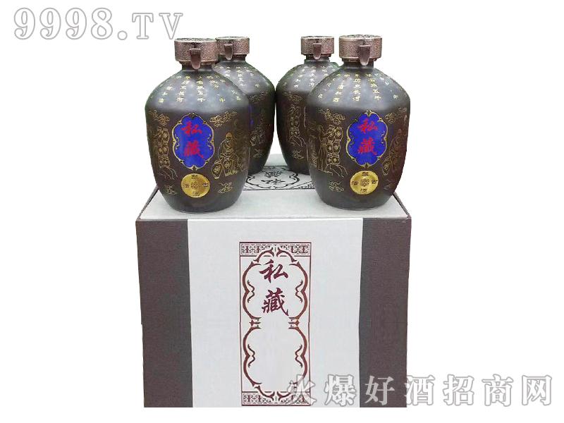 坛子酒-私藏原酒