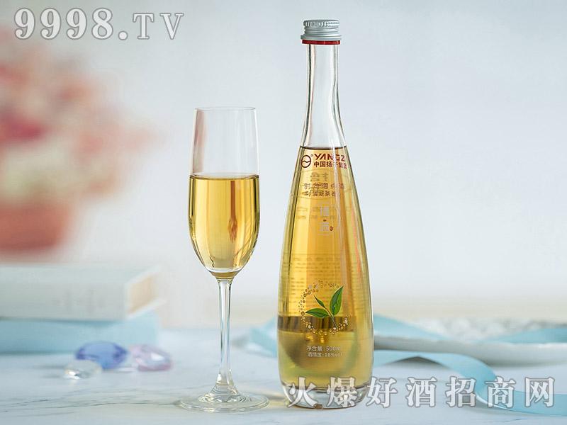 扬子撸点酒尊享茶味酒500ml