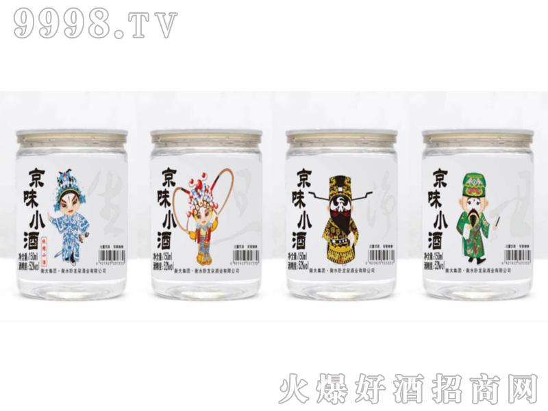 京味小酒(脸谱)PET装-白酒招商信息
