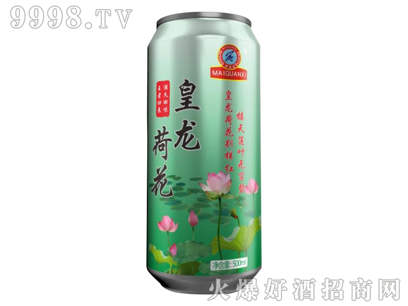 皇龙荷花乐虎体育直播app 500ML×12