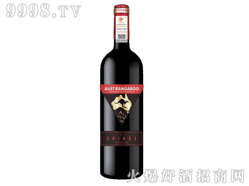 澳洲千亿袋鼠干红葡萄酒-深圳市旗牌红国际贸易有限公司