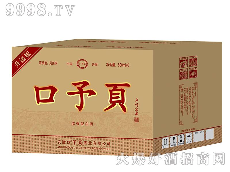 口予�酒-年份窖藏(新包装×6瓶)