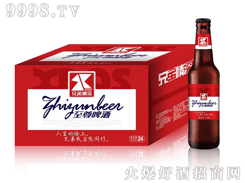 兄弟情深至尊啤酒 275mlx24