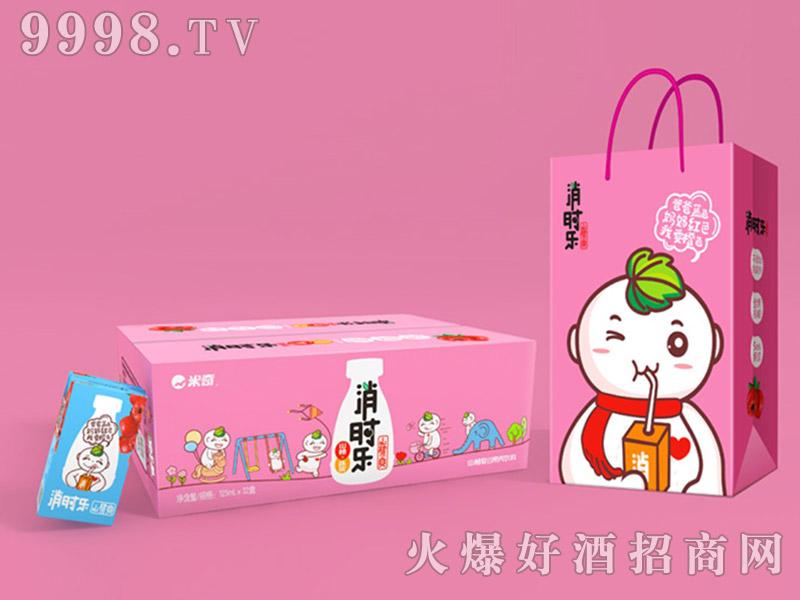 消时乐山楂爽-儿童版125ml×32盒