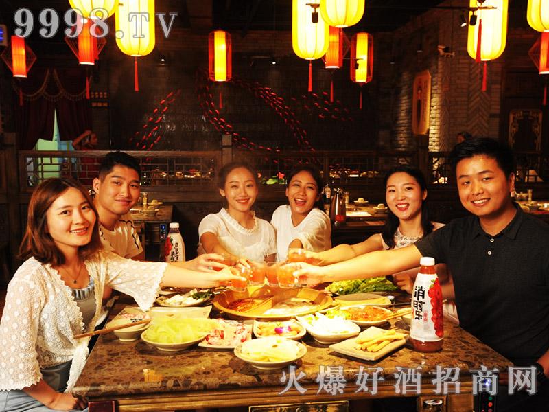 消时乐山楂爽—1.26L家庭分享装(欢聚食刻)