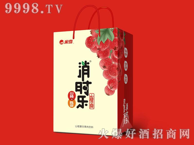 消时乐山楂爽-经典装(手提袋)