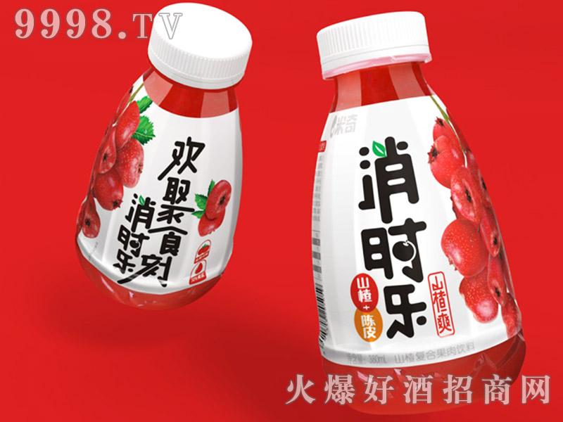 消时乐山楂爽-经典装380ml(瓶装)