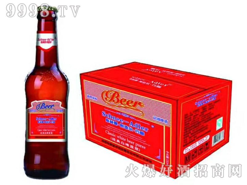 斯赫娜・阿德尔玛咖啤酒经典白啤原浆(红)