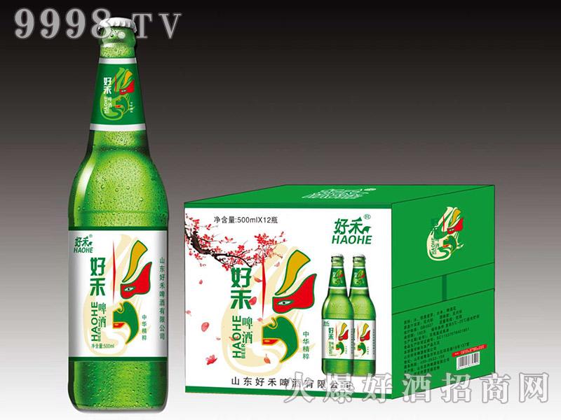 好禾啤酒500ml×12瓶