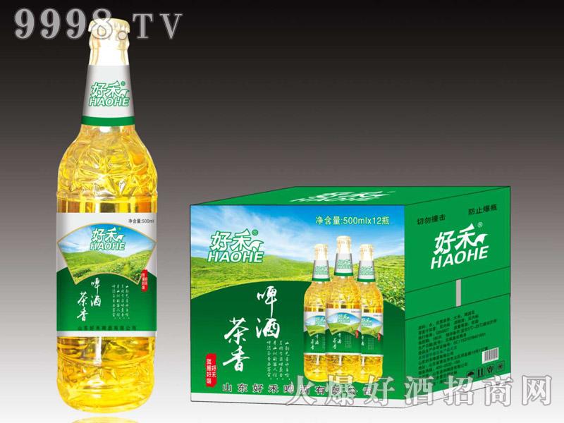 好禾茶香啤酒500ml×12瓶