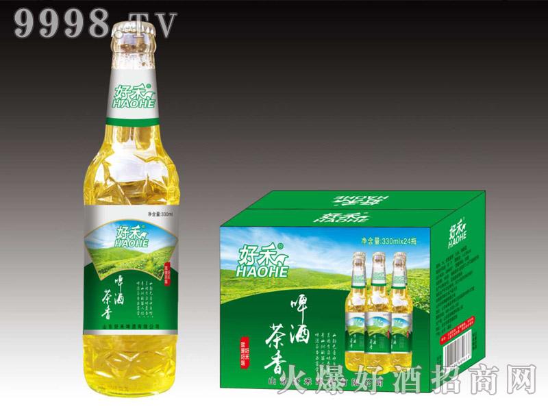 好禾茶香啤酒330ml×24瓶