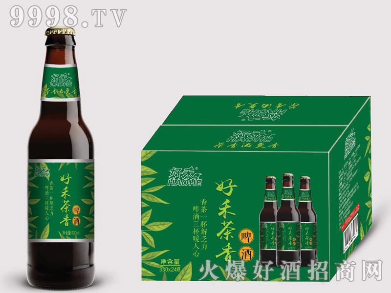 好禾茶香啤酒330ml