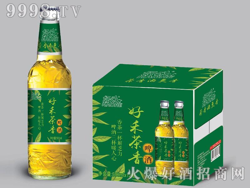 好禾茶香啤酒500ml