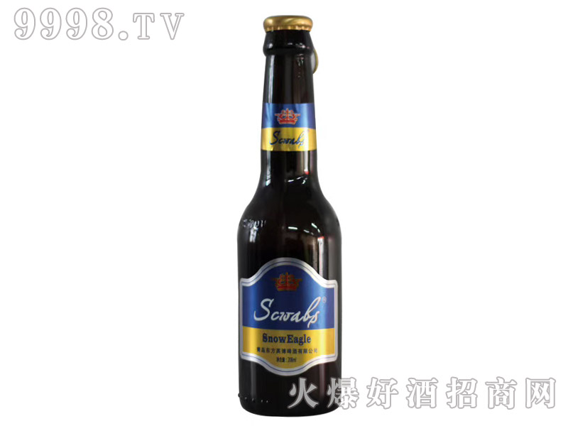 好禾精酿原浆啤酒(黑)