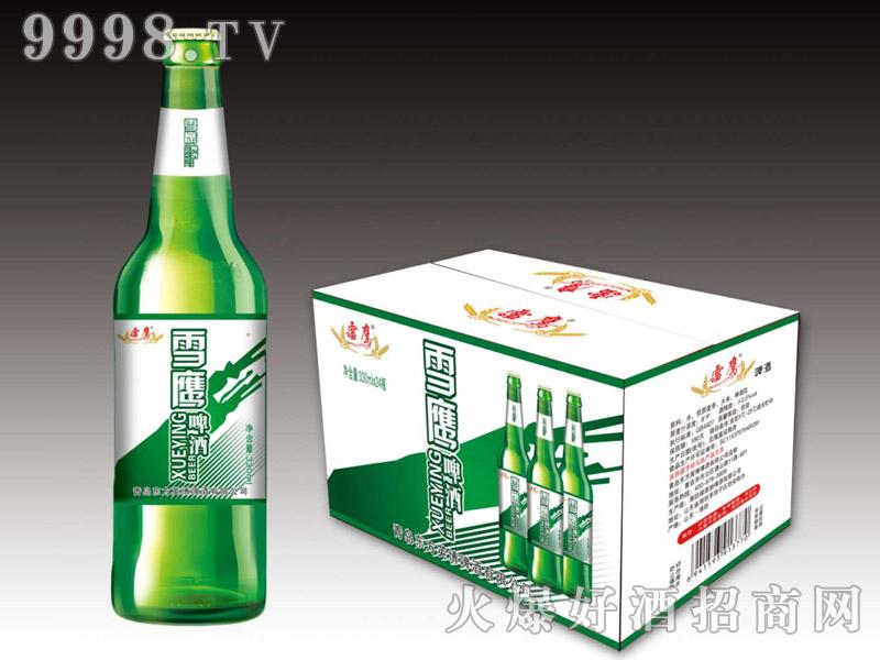 好禾啤酒330ml×24瓶(绿)