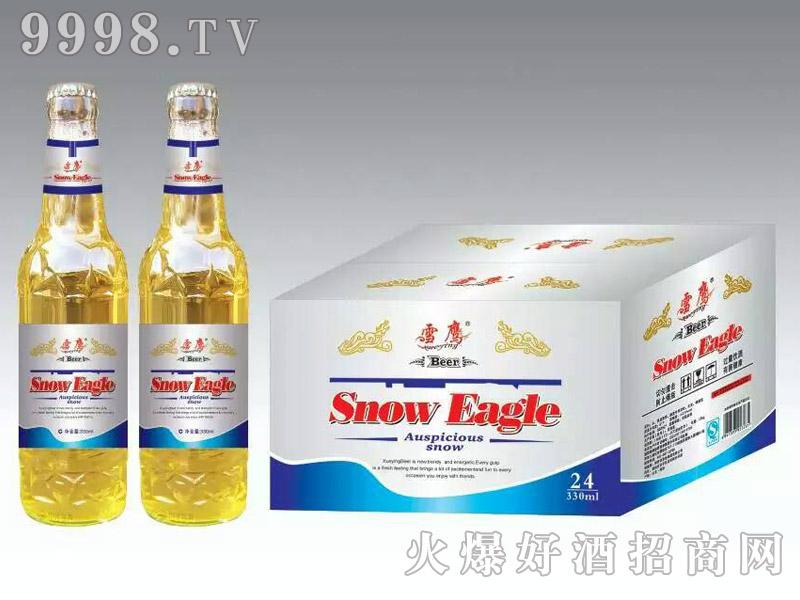 好禾啤酒330ml×24瓶