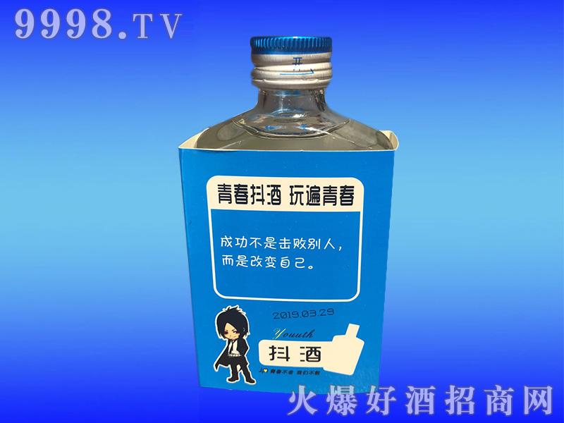 抖酒-蓝-白酒招商信息
