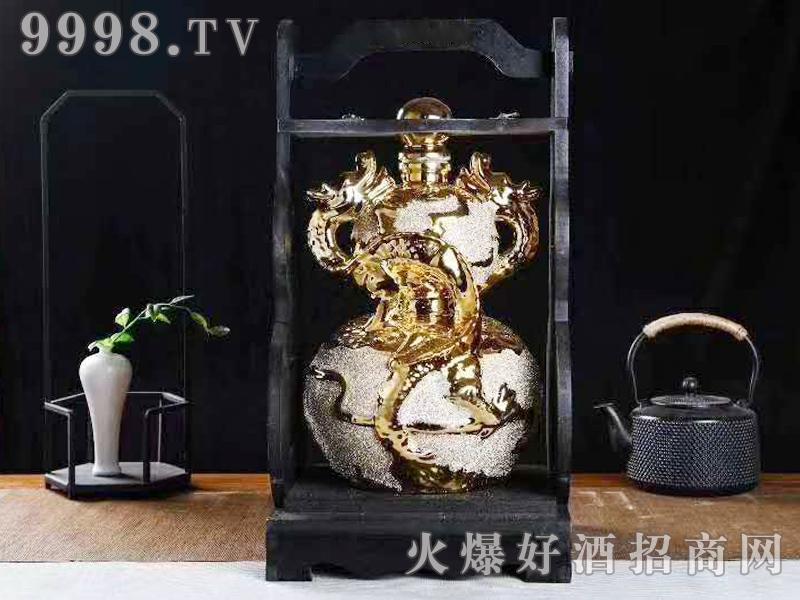 陶坛酒-双龙戏珠