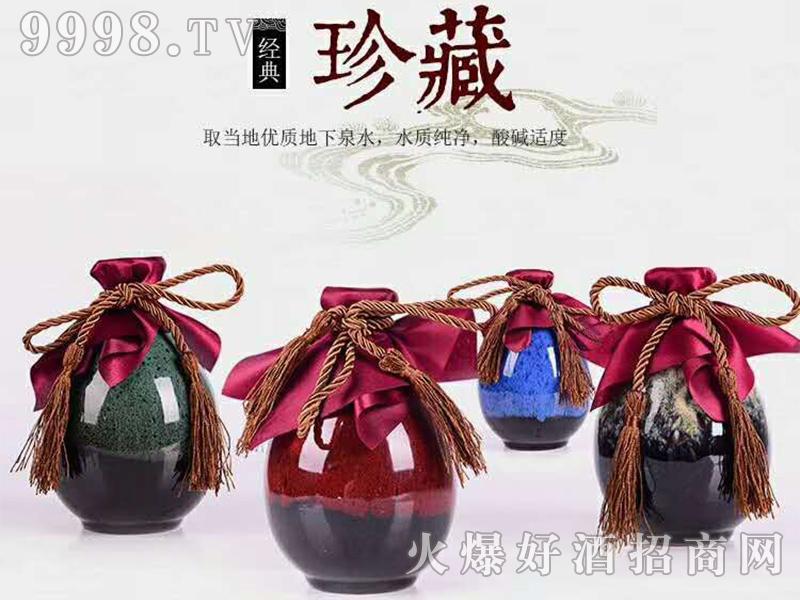 陶坛酒-经典珍藏