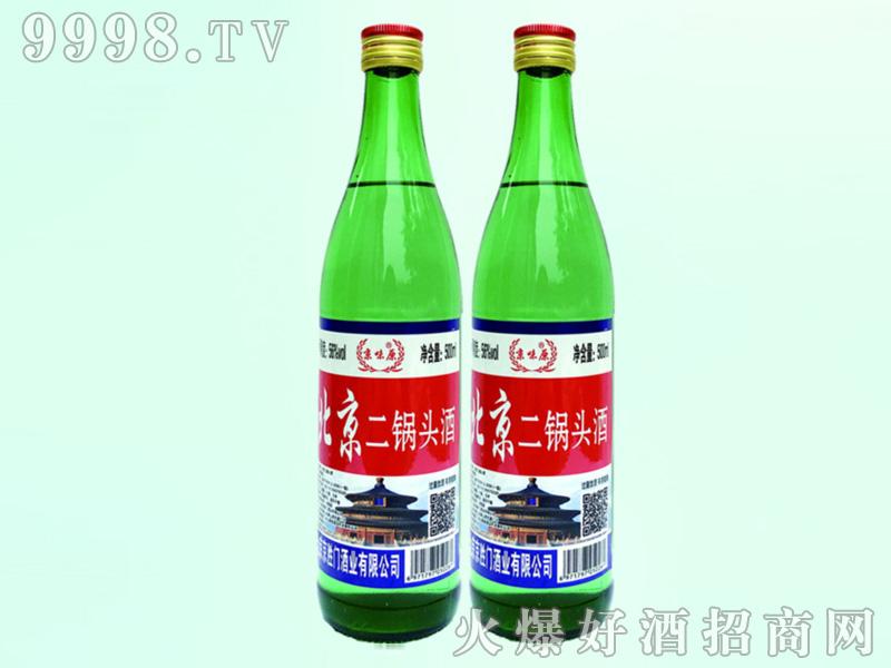 北京二锅头 500ml绿瓶-白酒招商信息