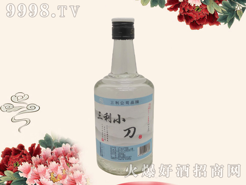 三利小刀酒38°500ml