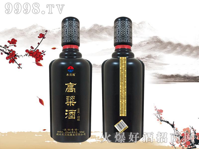 木兰高粱酒(黑瓶)