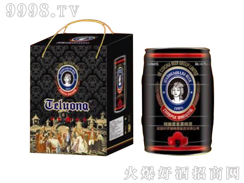 科罗娜黑啤礼盒