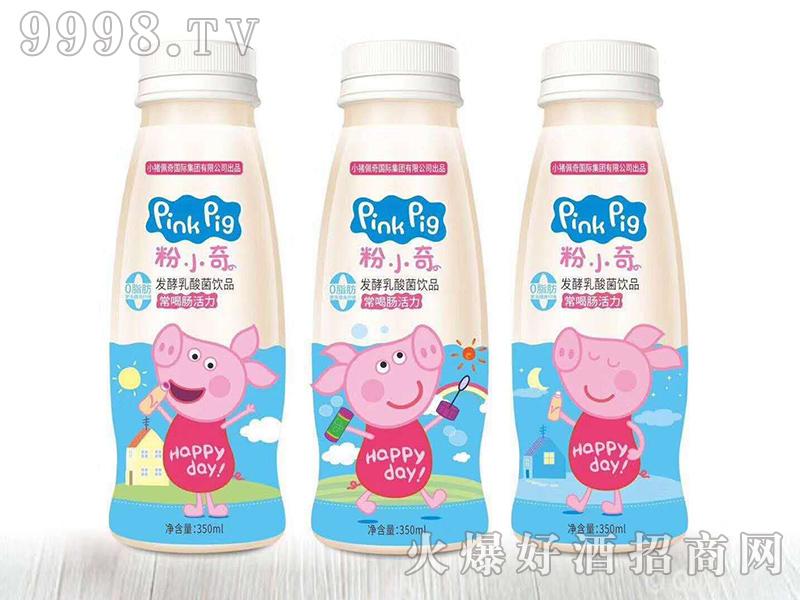 粉小奇-发酵乳酸菌饮品