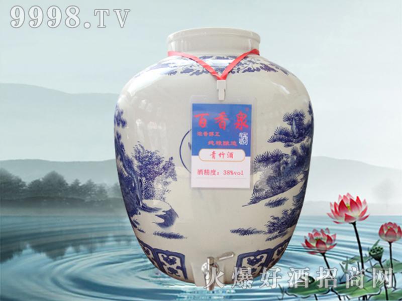 百香泉-青竹酒38°