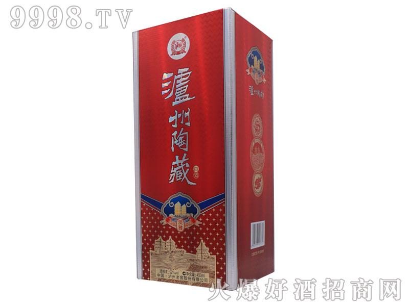 泸州陶藏淡雅-白酒招商信息