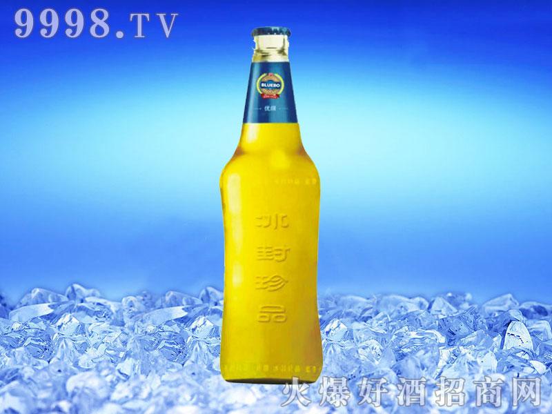 蓝带冰封珍品 450ML(专用瓶)